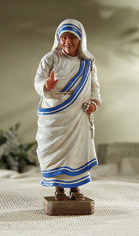 "8"" St. Mother Teresa Statue - Discount Catholic Store"