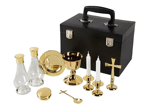Polished Brass Mass Kit