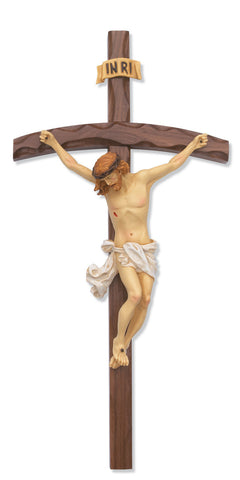 "16"" Italian Style Crucifix - Discount Catholic Store"