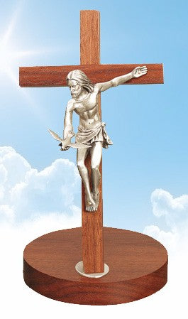 Gift of the Spirit Tabletop Crucifix