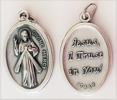Divine Mercy - Pack of 25