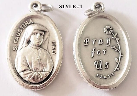 St. Maria Faustina - Pack of 25