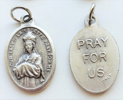 Our Lady of LaSalette - Pack of 25