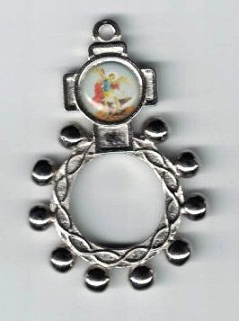 St. Michael Rosary Ring