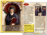 Trading Cards of the Saints