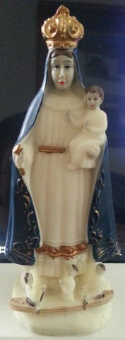 Our Lady of Charity Car Statue