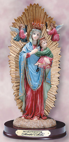 Our Lady of Perpetual Help Resin Statue