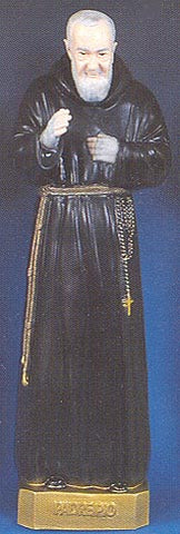 Outdoor Statue - St. Padre Pio  24""