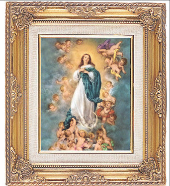 Assumption of Mary  Framed Art