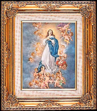 Framed Art - Immaculate Conception