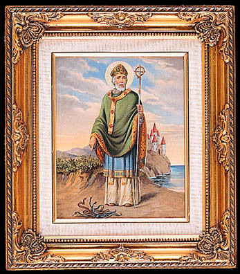 Framed Art - St. Patrick