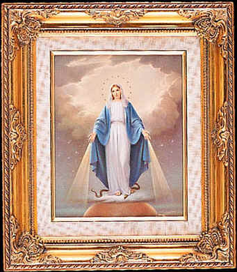 Framed Art - Our Lady of Grace