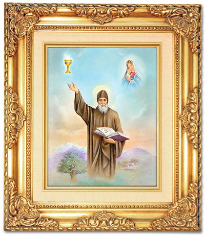 St. Charbel Framed Art