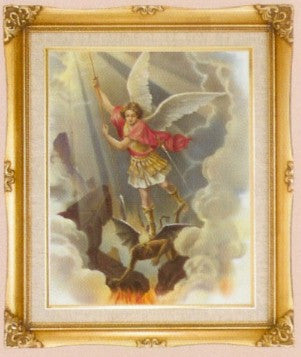 Framed Art - St. Michael