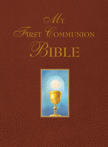 My First Communion Bible Engravable - Discount Catholic Store