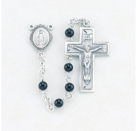 Genuine Onyx Rosary
