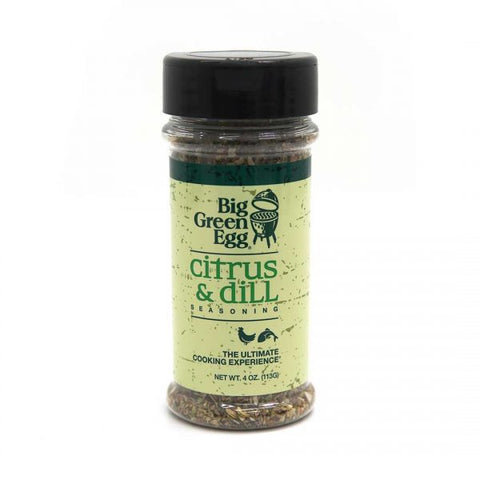 Big Green Egg Seasoning, Citrus and Dill
