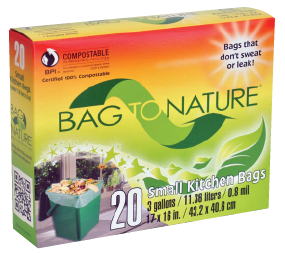 Bag To Nature small kitchen bag