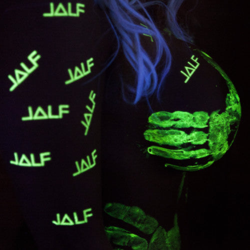 "Tattoos officiel JALF ""Glow in the Dark"""