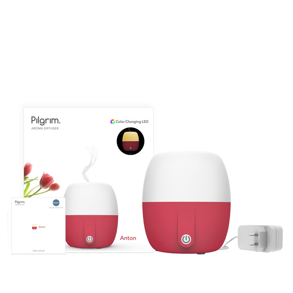 pilgrim anton red oil diffuser