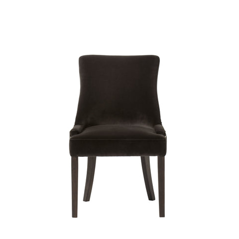 Heron Dining Chair - Charcoal