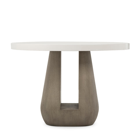 Gray Side Table