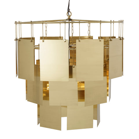 Marilyn Chandelier - Brass