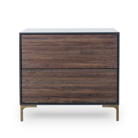 Zuma Nightstand - 2 Drawer