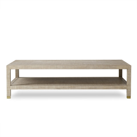 Raffles Grand Coffee Table / Natural