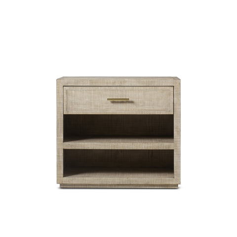 Raffles Nightstand - 1 Drawer