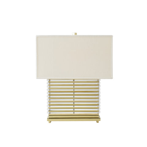 Stack Table Lamp - Brass