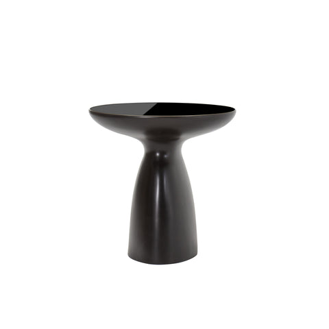 Tash Side Table - Black