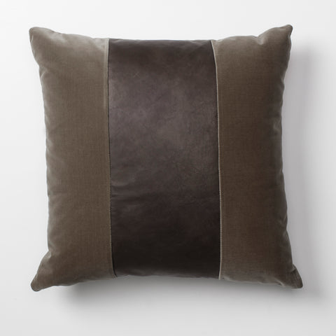 Vadit Chocolate Throw Pillow