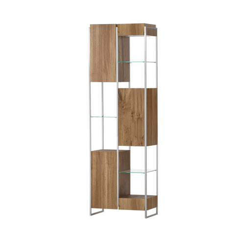 Marley Bookcase - Light Oak