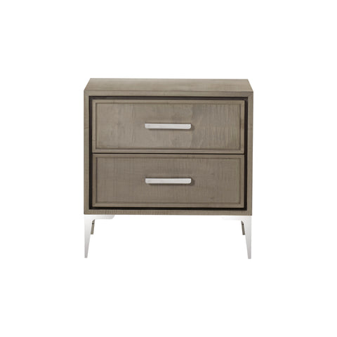 Chloe Light Nightstand - 2 Drawer