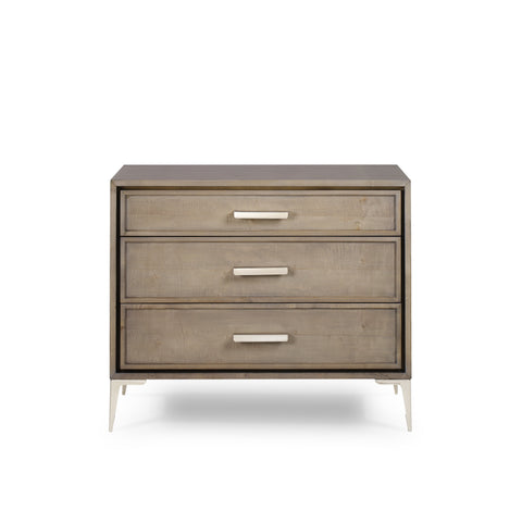 Chloe Light Nightstand - 3 Drawer