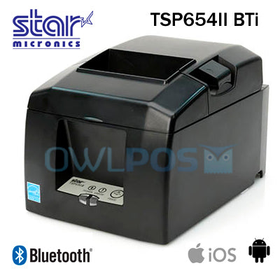 Star TSP650II TSP654II BTi Bluetooth Printer iOS & Android | The Right Receipt Printer at The Best Price