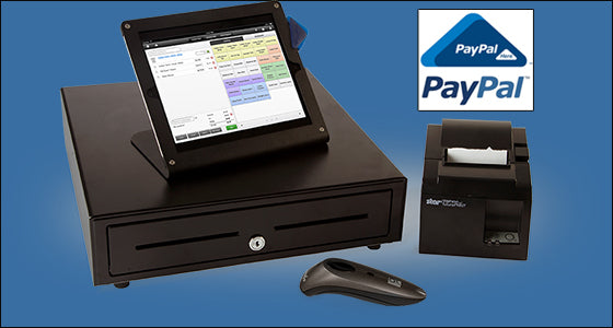 PayPal Here Printer and Cash Drawer Starter Kits