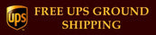 Free UPS Ground Shipping!