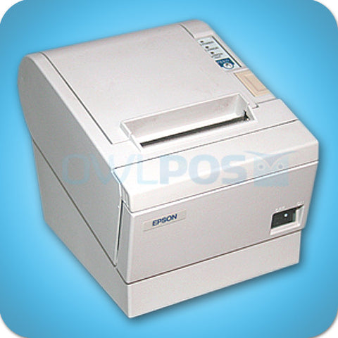 Refurbished Micros Epson TM-T88III M129C Receipt Printer