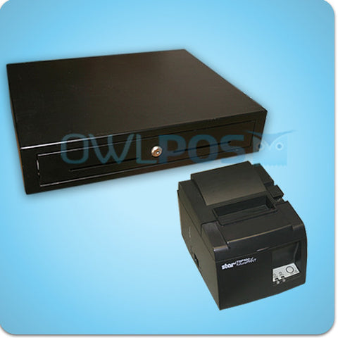 Square Compatible Hardware Bundle Star TSP143LAN