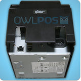 Star Micronics TSP143LAN Square Compatible Receipt Printer