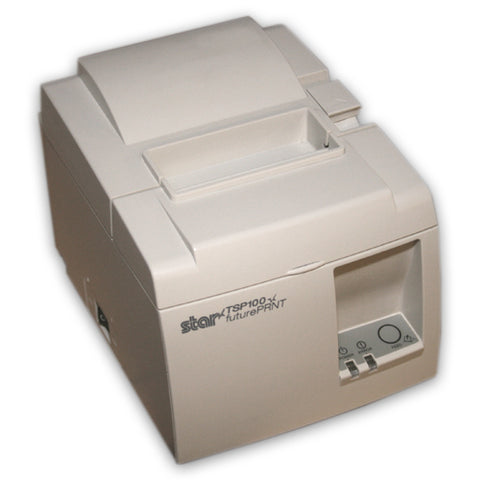 Refurbished TSP143LAN Receipt Printer White