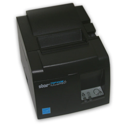 Star TSP100III Bluetooth Receipt Printer for iPad