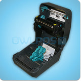 GX420T Ribbon Transfer Label Printer Used