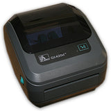 Zebra GX430D Thermal Label Printer Refurb