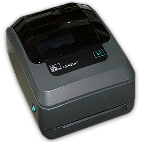 Refurbished Zebra GX420T Label Printer
