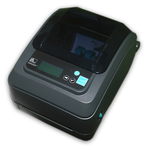 Wireless Zebra GX420T Barcode Label Printer