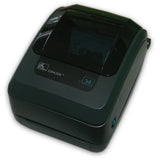 Zebra GX430T Barcode Label Printer Refurb