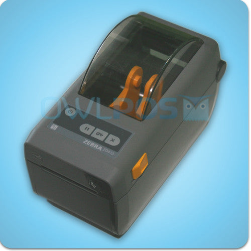 ZD410 Barcode Sticker Printer Used